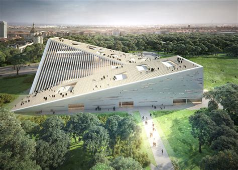 Architecture Museum Sn 248 Hetta And Sanaa Win Budapest National Gallery Ludwig
