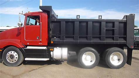 kenworth tandem dump truck 1993 kenworth t400 tandem dump truck