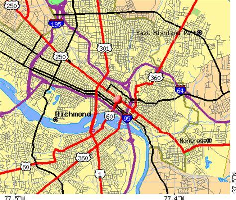 zip code map richmond tx 23219 zip code richmond virginia profile homes