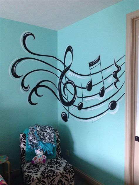 music bedroom wallpaper 25 best ideas about music notes decorations on pinterest