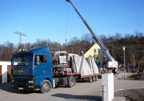 fertigteil massivhaus eigenheimbau fertighaus massivbau 11 aufbau der ersten