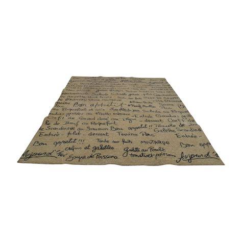 rug with writing fur rug coupon code