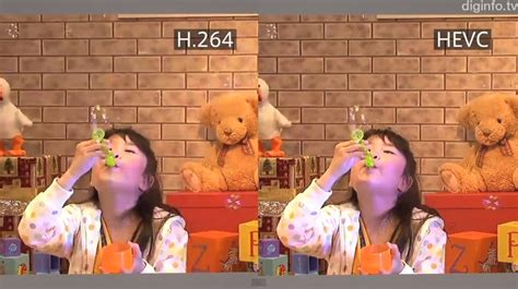 format video hevc next gen video compression format h 265 demoed by ntt docomo