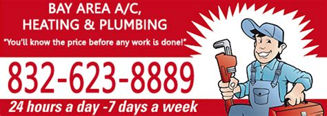 Bay Area Plumbing And Heating bay area a c heating plumbing santa fe tx plumbing santa fe tx plumbing heating and ac
