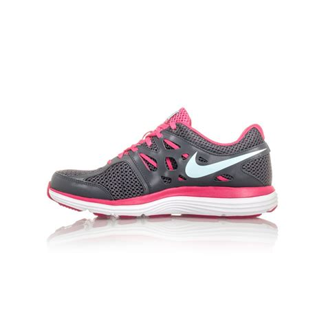 nike dual fusion womens running shoe nike dual fusion lite womens running shoes grey pink