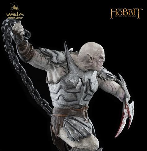azog in the hobbit the hobbit the battle of the five armies azog