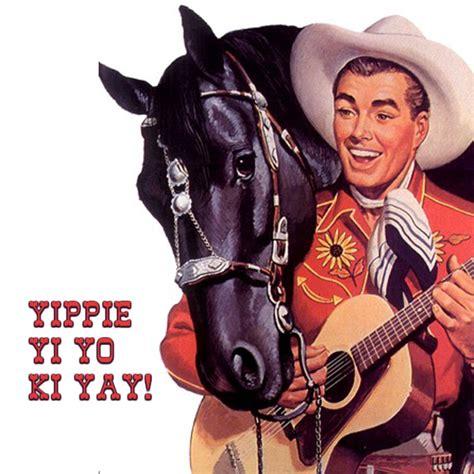 ay yay yay song yippie yi yo ki yay cowboy rhythm by joey de vivre