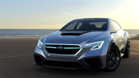 subaru concept cars 2018 subaru impreza wrx sti rendered as a hatchback