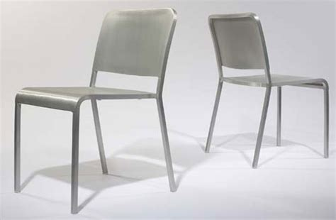 recycled aluminum   chair norman foster aluminum chair