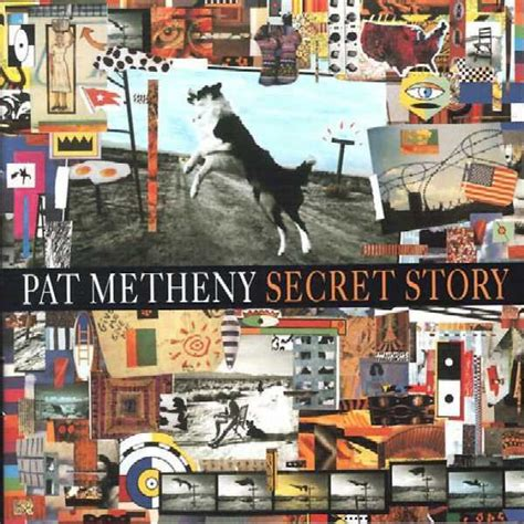 Cd Import Pat Metheny We Live Here pat metheny secret story at discogs