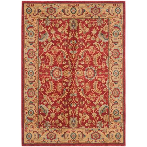 4 x 7 area rug safavieh mahal 4 ft x 5 ft 7 in area rug mah699a 4 the home depot