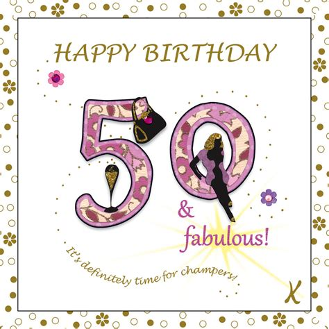 Be Fabulous 50 fabulous 50 birthday www nyustraus org exaple resume