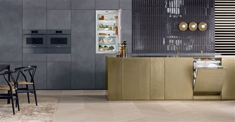 cucina miele artline built in appliances with touch2open 187 miele