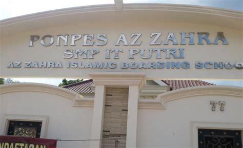 az zahra bursa kerja az zahra islamic boarding school azibs