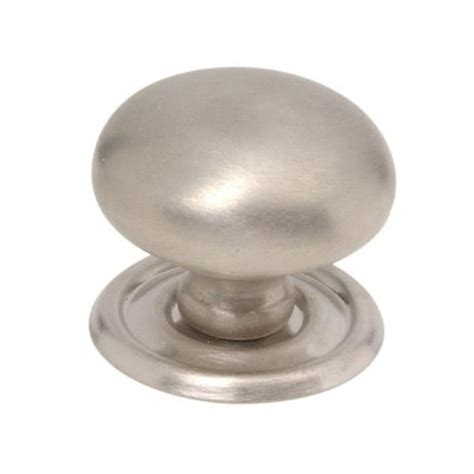 Knob With Backplate by Restorers Knob With Removeable Backplate Dyke S