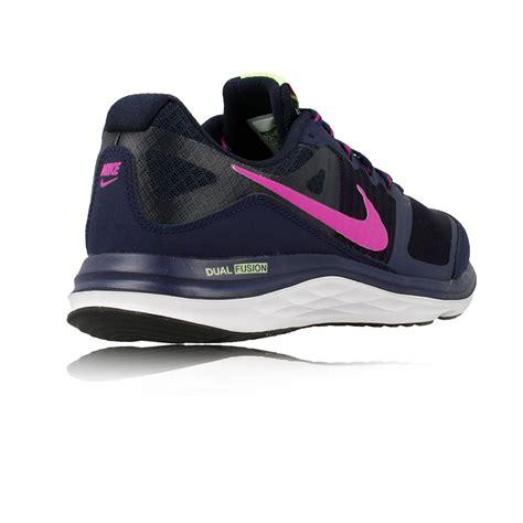 dual fusion nike womens running shoes nike dual fusion x s running shoes fa15 30