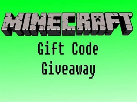 Free Minecraft Gift Code Giveaway - 100th video minecraft gift code giveaway closed youtube