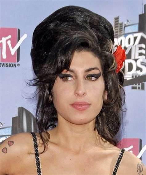 Be Afraid Of Winehouses Hair by Y878naly Winehouse Hairstyle
