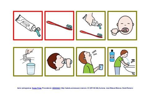 imagenes y simbolos que usamos para referirnos a la iglesia rutinas para cepillado de dientes con pictogramas de