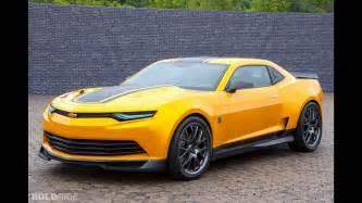 Bumblebee Chevrolet Chevrolet Camaro Bumblebee Concept