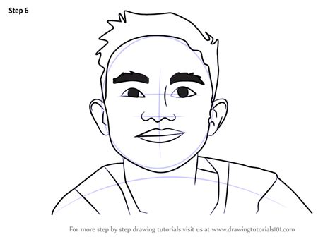 How To Draw An Boy
