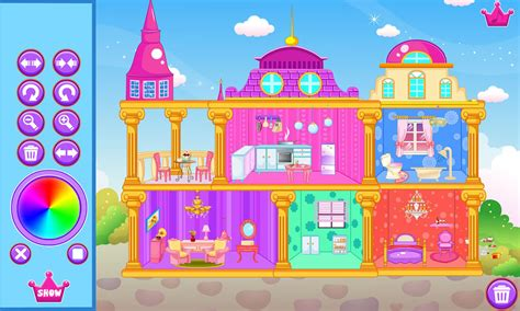 make a doll house games princess doll house android apps on google play