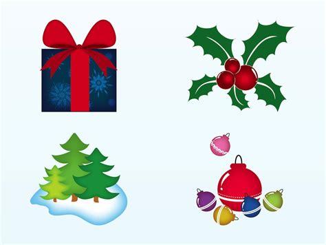 18 Vector Christmas Images - Christmas Tree Vector ... Free Clip Art Christmas Theme