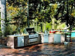 Decorating Ideas For Outdoor Kitchen Outdoor Kitchen Ideas D S Furniture