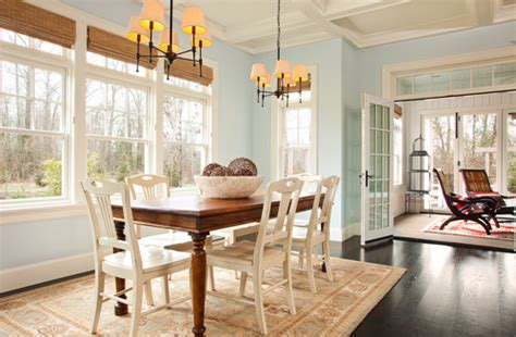 Benjamin Moore Lookout Point by Best Light Blues Ruth Burt International Interior Designs