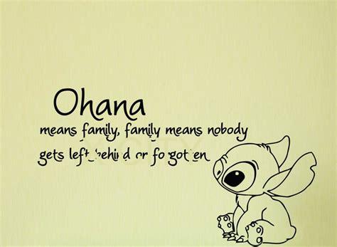 buy lilo  stitch quote ohana means