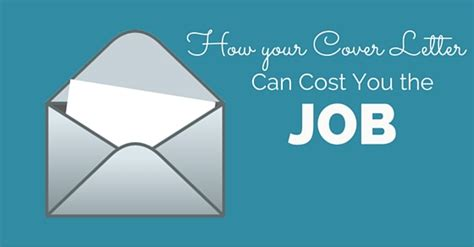 can a tattoo cost you your job how your cover letter can cost you the job mistakes to