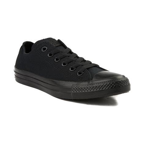 Sepatu Converse Leather Navy converse chuck all lo mono sneaker black
