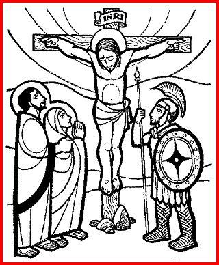 imagenes viernes santo para ni os dibujos del viernes santo para imprimir y pintar