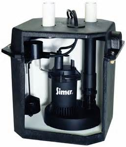 pentair simer 2925b 115v 6 gallon under sink laundry pump