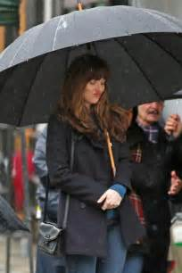 Fifty Shades Darker Filming Now | dakota johnson filming fifty shades darker 12 gotceleb