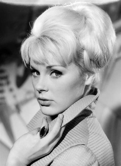 Elke On The by Elke Sommer Turns 75 Then And Now Seattlepi