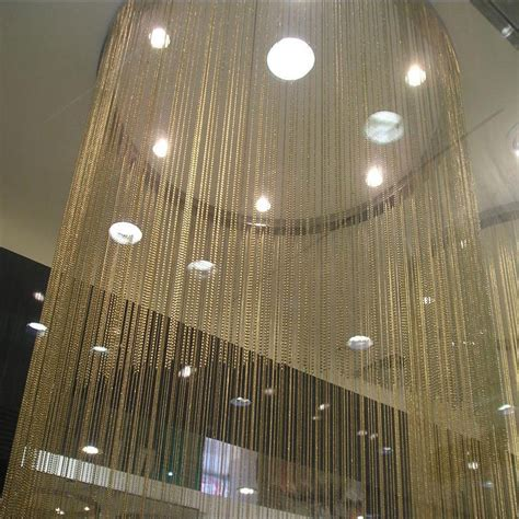 chain curtain gallery