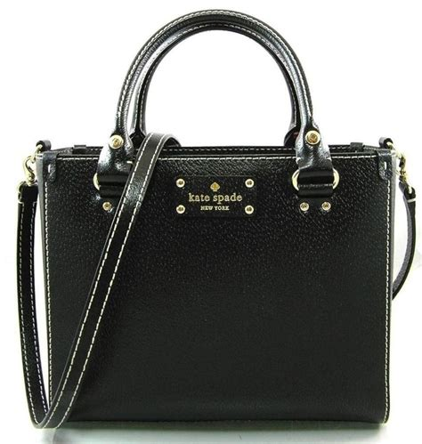 Kate Spade Quin Black Leather Nwt Tas Kate Spade Original 156 best images about accessories on kate spade wallet new york and michael kors bag