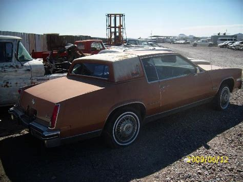 1983 Cadillac Coupe Parts 1983 cadillac coupe 83ca7854d desert valley auto parts