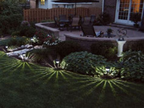 Landscape Solar Lighting Lighting Ideas Solar Landscaping Lights Outdoor
