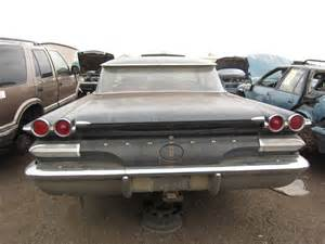 1960 Pontiac Ventura Parts Junkyard Find 1960 Pontiac Ventura The About Cars