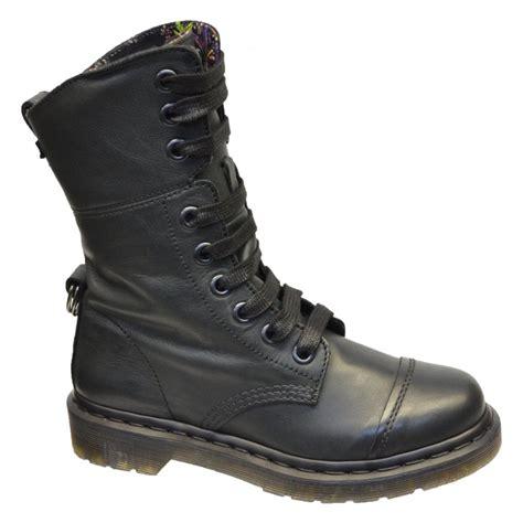dr martens womens boots dr martens dr martens aimilita black n100 16025001