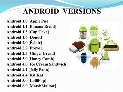 operating system for android presentation on android operating system