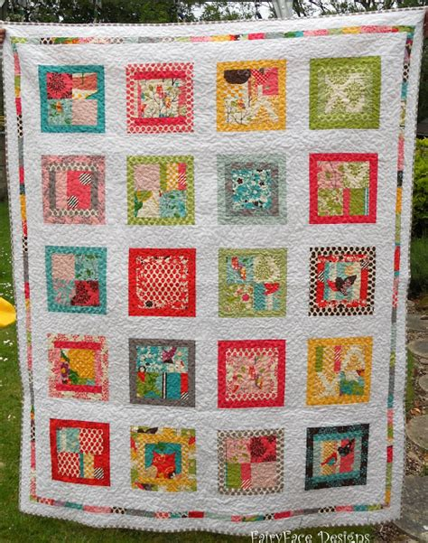 Quilting Finishing by Fairyface Designs Walk In The Woods It S A Hoot Quilt