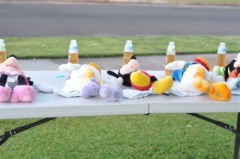 Baby shower games relay race hilarious baby shower