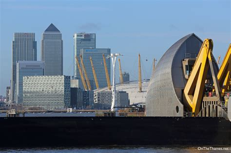 thames barrier closures by year first thames barrier closure of 2014 on the thames