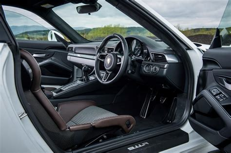 porsche 911 r interior porsche 911 r 2016 review pictures auto express