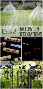 15 cool halloween decorations my life and kids