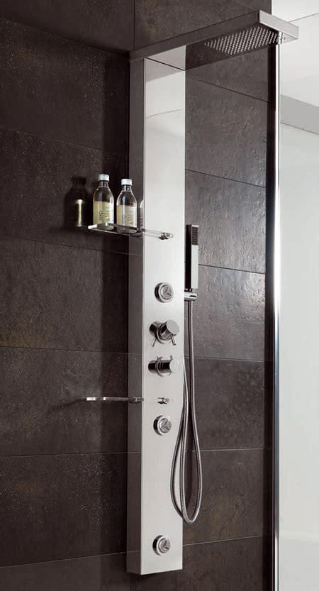 doccia attrezzata idrodocce e colonne doccia attrezzate creare un centro