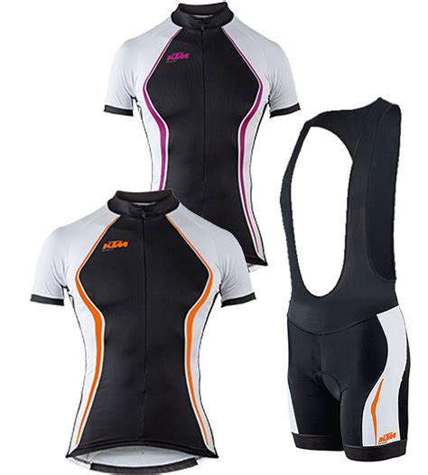 Ktm Cycling Gear Occupational Ktm Bike Clothing Breathable Cycling